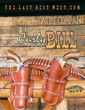 Curly Bill Movie Holster