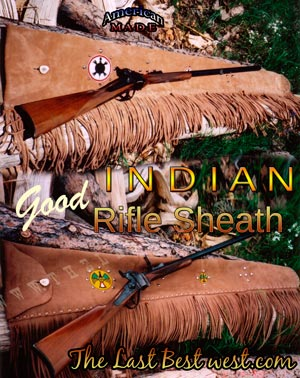 Good Indian Rifle Sheath