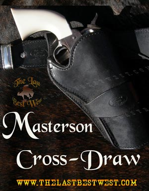 Masterson Single Action Holster