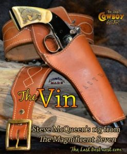 Hand made leather holsters