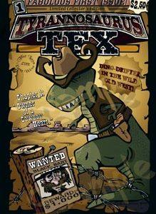 Tyrannosaurus Tex Poster