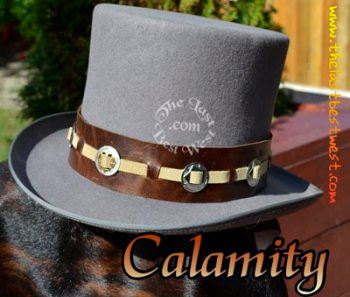 Calamity Custom Hat Band