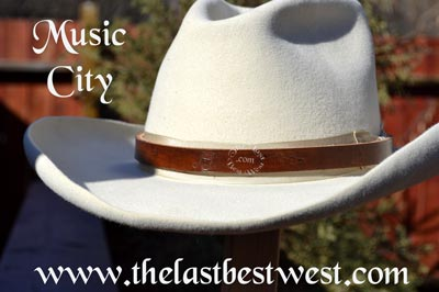 Music City Custom Hatband