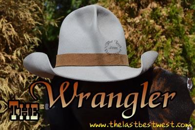 Wrangler Custom Hatband