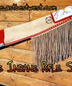 Plains Indians Rifle Sheath