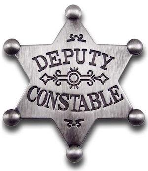Deputy Constable Badge