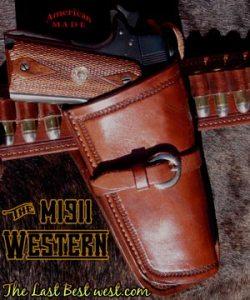 M1911 Western Holster