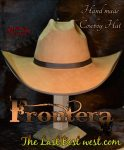 Cowboy Hat Colors