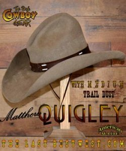 Quigley Cowboy Hat