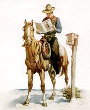 Cowboy Hat News