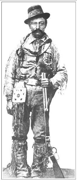 Jerry Potts - scout