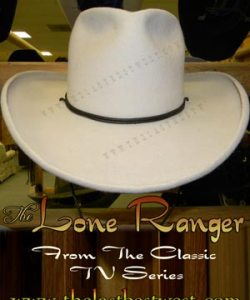 The Lone Ranger Cowboy hat