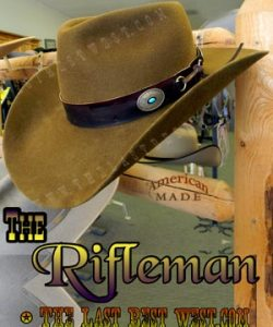 Rifleman TV Series Hat