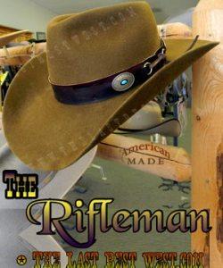 Rifleman TV Series Hat
