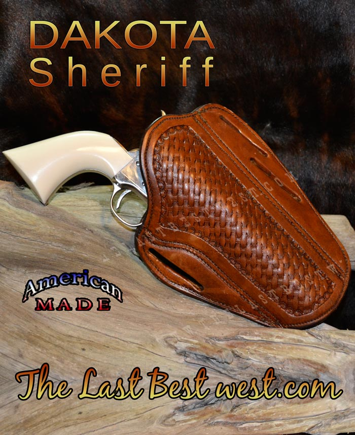 Dakota Sheriff Holster