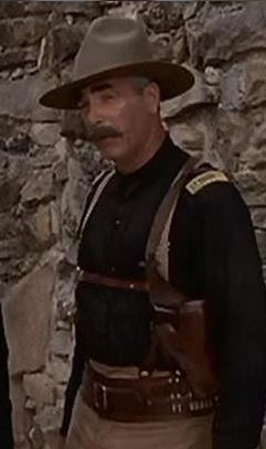 "Sam Elliot as Bucky O""neil"