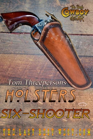 Threepersons Single Action Holster