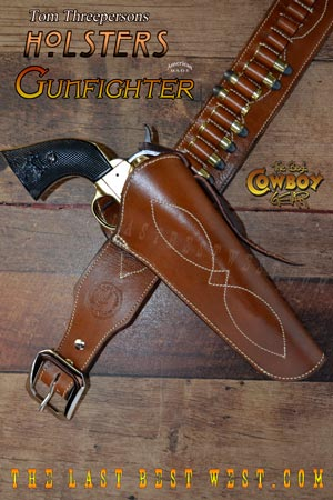 Threepersons Gunfighter Holster