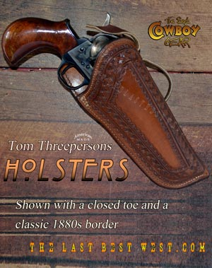 Tom Threepersons Holster