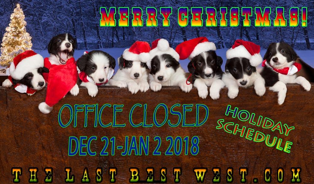 Last Best West Christmas