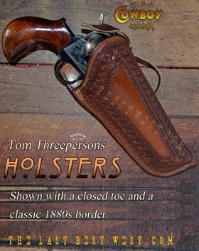 Old West Holsters - The Last Best West