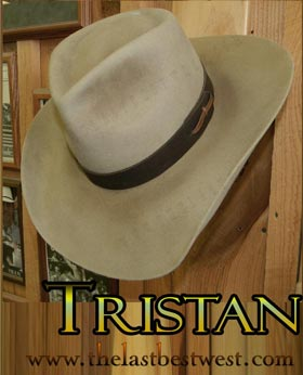 Custom Cowboy Hats - The Last Best West