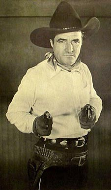 Tom Mix the worlds first Movie Star