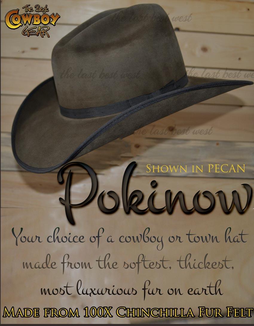 Pokinow Cowboy Hat
