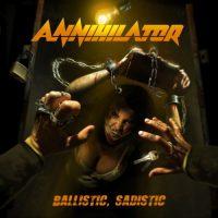 Annihilator - Ballistic, Sadistic (Japanese Edition) (2020)
