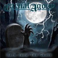 Carnal Agony - Back from the Grave (2020)