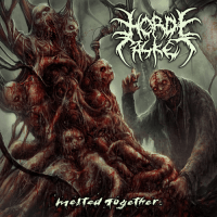 Horde Casket - Melted Together (2020)