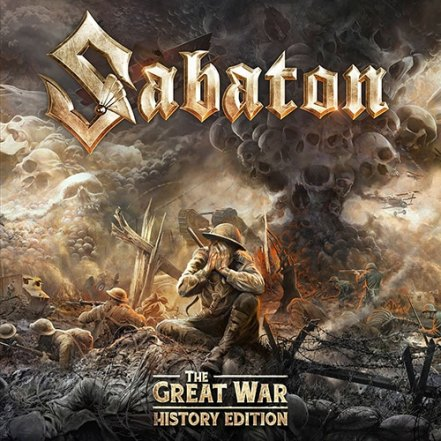 Sabaton - The Great War (The Soundtrack To The Great War) (2019) at