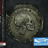 Sepultura - Quadra (Japanese Edition) 3CD (2020)
