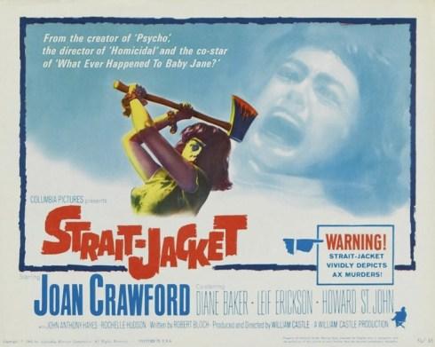 Strait Jacket film poster