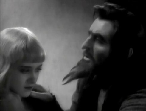 svengali Barrymore and Marsh
