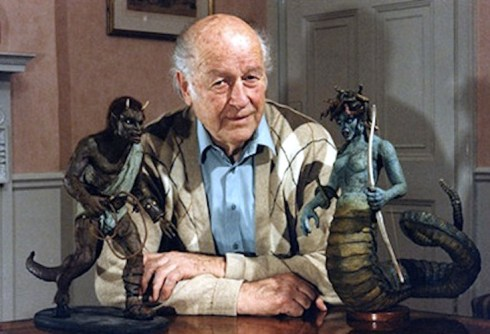 harryhausen-and clash of the titans