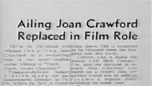 Newspaper clip Crawford ill