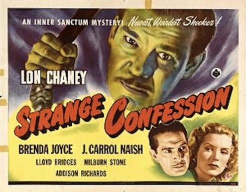 Strange Confession Brenda Joyce