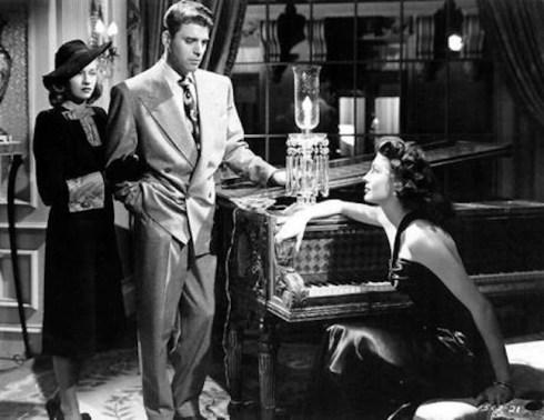 Virginia, Burt and Ava in The Killers
