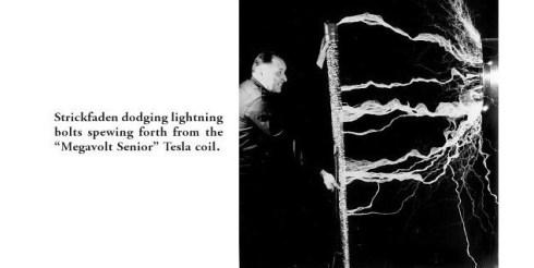 """""""Megavolt Senior"""" Tesla coil"""