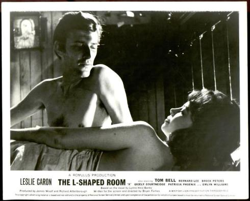 The L Shaped Room-Leslie Caron
