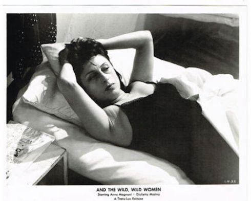 And the wild wild Women anna m