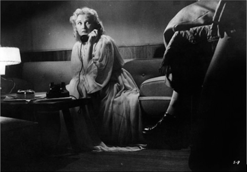 The Scavengers 1959 Carol Ohmart