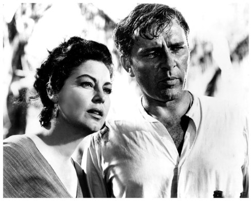 Ava-and-Richard-Burton-in-The-Night-of-the-Iguana