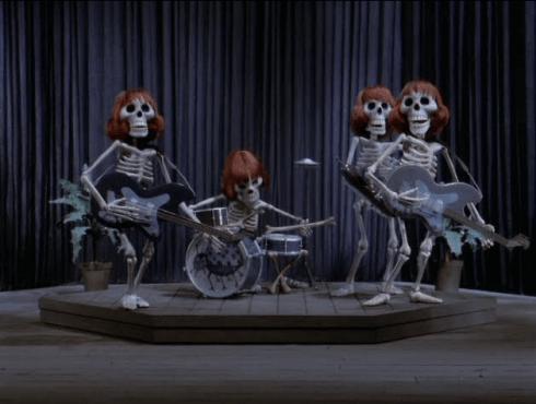 the bone band