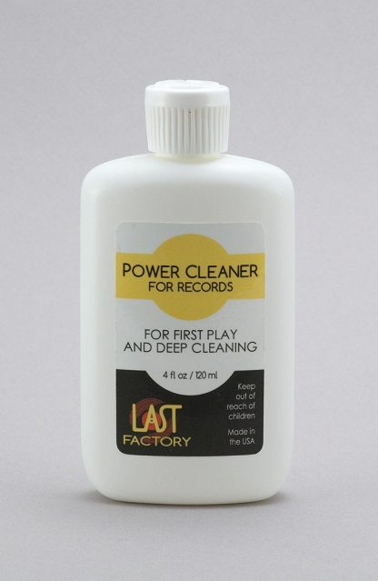 PPC - Last Power Cleaner, 4oz.