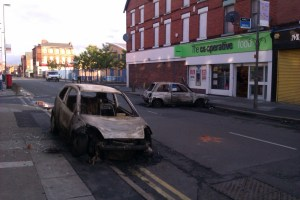 Lawrence Road riots