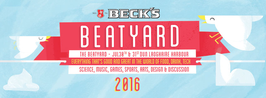 The Beatyard 2016 | Stage Times