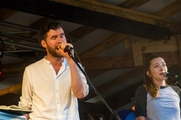 Come On Live Long at Knockanstockan 2016 (photo by Stephen White) 5