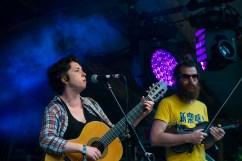 Lisa O'Neill at Knockanstockan 2016 (photo by Stephen White) 3